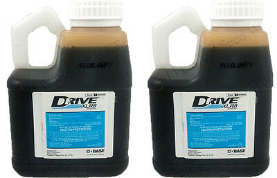 Drive XLR8 Herbicide Broadleaf and Grassy Weeds Control - Gallon