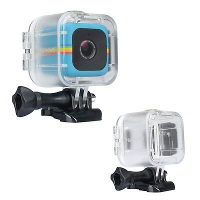 Newmowa Waterproof Case  for Polaroid Cube and Cube+ Action Camera