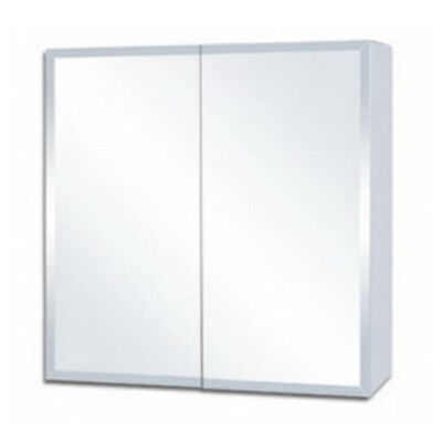 Bevel MIRROR CABINET 750mm bathroom accessories (Also available in 600/900/1200)