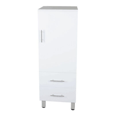Modern 1300mm Bathroom Tallboy Cabinet (2 types available)