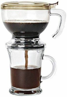 Zevro Incred 'a Brew Direct Immersion Brewing Method For Coffee Maker NIB