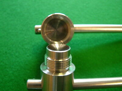 Phoenix Snooker/pool Tip Compressor (Will Reduce Some Tips By 50%) Sold Out