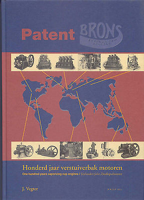Patent Brons, One hundred years vaporizing cup engines