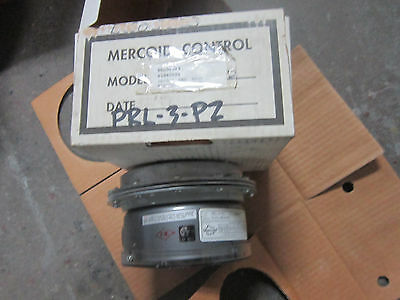 Mercoid Gas/Differential Pressure Switch PRL-3-P2