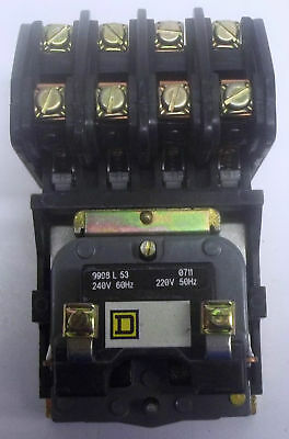 Square D Open E.h. Lighting Contactor