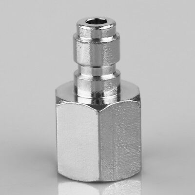 """1 X Inner Thread 1/8"""" NPT Paintball Male Quick Disconnect Adaptor"""