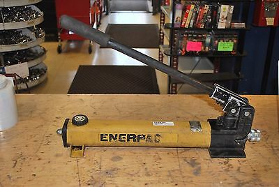 ENERPAC P-392 Hand Pump, 2 Speed, 10, 000 psi