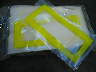 Tidel Tacc II R/A/CII/Sentinel Safe Reusable Drop Envelopes Yellow