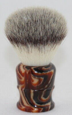 FS-Mixed Badger Shaving Brush, Chrome Handle,20mm #MI20-MT30+FREE SHIPPING