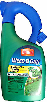 Ortho Weed B Gon Max Ready to Spray Southern Lawn Weed Killer - 32 Oz.