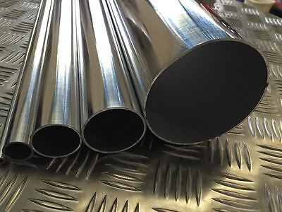 Aluminium Alloy Round Tube Pipe Circular Polished 8mm to 102mm upto 1 Metre 1m
