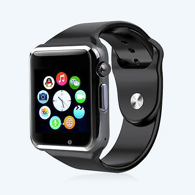 Smartwatch Gt08 Orologio Telefono Cellulare Bluetooth Sim Card Micro Sd Phone