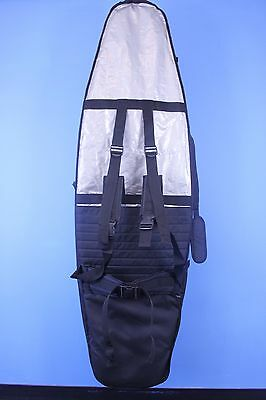 """Lost Coast Surfpacks - The Expedition 7'4"""" Multi Board Backpack Surfboard Bag."""