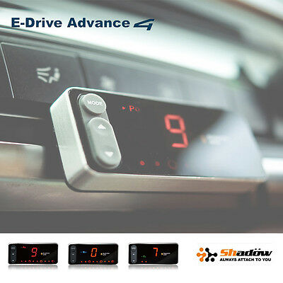SHADOW E-Drive ADVANCE 4 Throttle Controller for FJ CRUISER HILUX HARRIER PRIUS