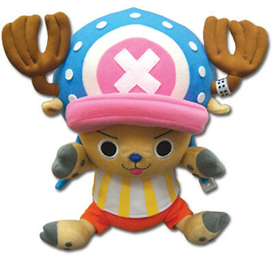 Tony Chopper New World (GE-52500) Plush Stuffed Doll - One Piece Anime Series