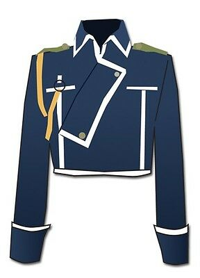 Costume Fullmetal Alchemist Brotherhood State Military Jacket Medium 88472 New