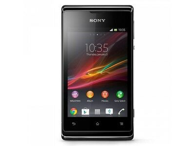 New Sony XPERIA E 4GB WIFI GPS 3G Unlocked Cheap Android Smartphone - White