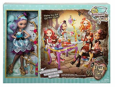 Ever After High Madeline Hatter Hat-Tastic Party Display ** GREAT GIFT **