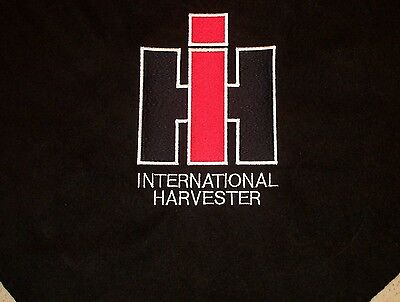 "IH International Harvester 50"" x 60"" Embroidered Blanket (3 colors)"