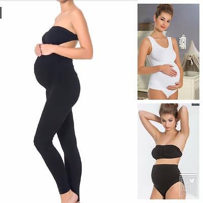 Maternity Belly Support Leggings,Maternity brief, maternity support tank