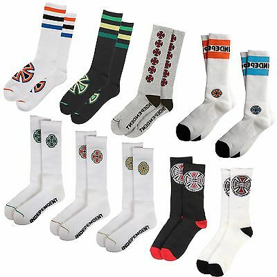 INDEPENDENT TRUCK CO' Skateboard Socks - Choice of styles.