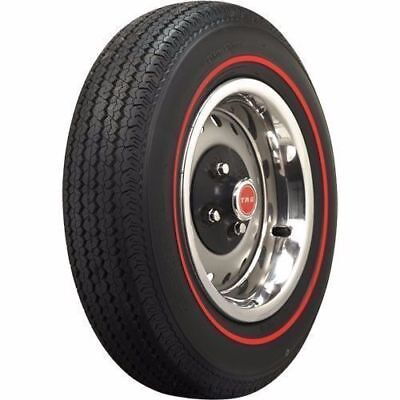 "185R15 Coker 3/8"" Redline Tire (For TRiumph TR-6) -Tire Only"