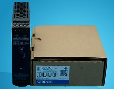1PC NEW IN BOX Omron  S8VK-G01524   switching power supply