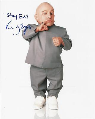 Verne Troyer - Austin Powers signed photo