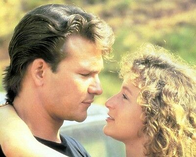 Dirty Dancing Patrick Swayze Johnny and Baby 10x8 Photo
