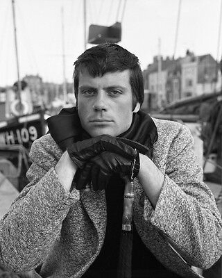 Oliver Reed The Damned Great BW 10x8 Photo