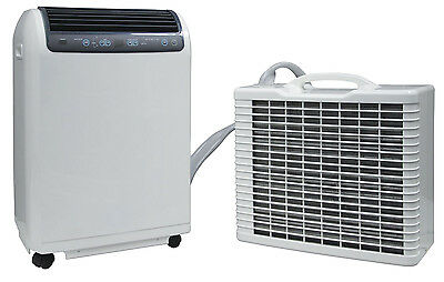 EH1413 15000 BTU per Hour Split Remote Control Portable Air Conditioner