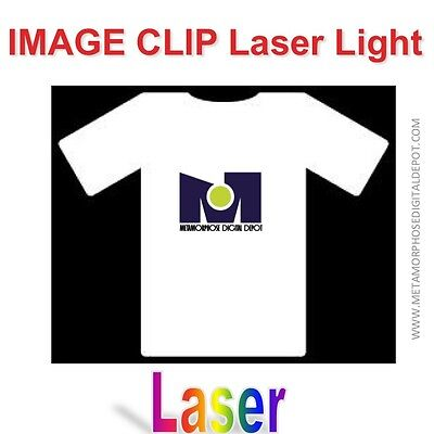 IMAGE CLIP LASER LIGHT TRANSFER PAPER 100 SHEETS 8.5 X 11 By Neenah