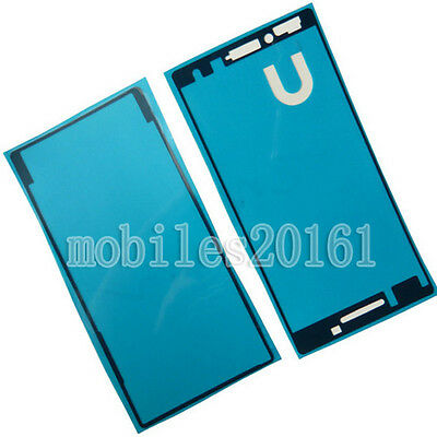 LCD Touch Screen Front+Back Adhesive Sticker Glue Tape Repair For Sony Xperia m2