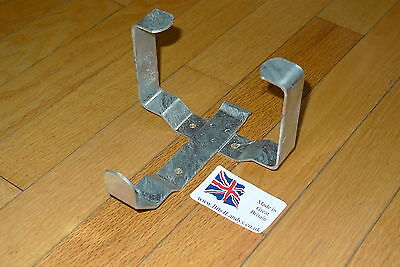 Land Rover Series 2 2a 3 Windscreen Washer Bottle Mounting Bracket 345654