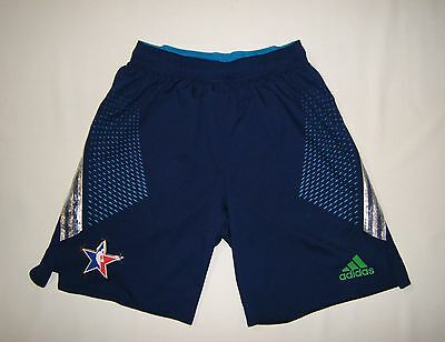 Adidas 2014 NBA All Star Game East SAMPLE Shorts Large Team Issue Pro Cut Jersey