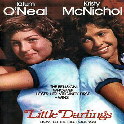Little Darlings - 1980 Original Movie, DVD Video, Tatum O'Neal, Kristy McNichol
