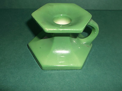 A Vintage Candle-Holder with Handle