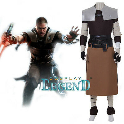 Custom Made Star Wars The Force Unleashed StarKiller Cosplay Costumes Adult
