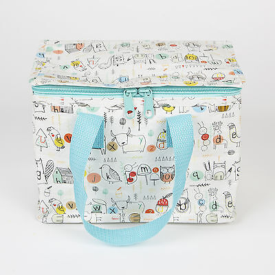 New Insulated Recycled Lunch Bag Picnic Bag