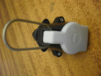 Caravan Replacement 12S (grey or white) Plug for 13Pin Plug to 7N & 7S Coupler