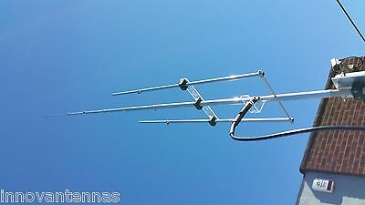 88MHz to 108MHz Omni Directional FM Broadcast Antenna 5000w power limit