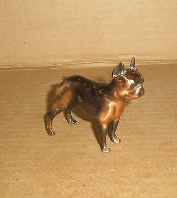 Dog Figurine Boston Terrier