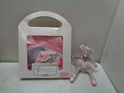 American Girl Angelina Ballerina Star Of The Show Outfit Nip New Sealed