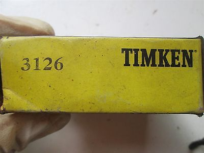 New Timken Bearing Cup 3126