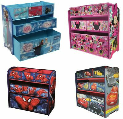 kinderregal cars spielzeugregal regal kinder g nstig stoffbox kinderm bel eur 42 90 picclick at. Black Bedroom Furniture Sets. Home Design Ideas