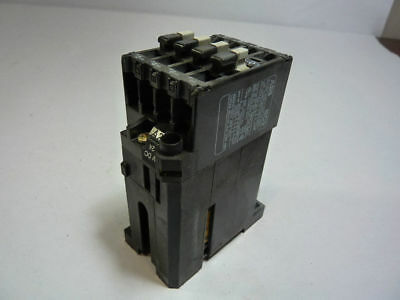 ABB BC9-30-01 Contactor 21 Amp 600V  USED