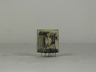 Omron MY2N-D2-DC24 24VDC 5A Relay W/LED  USED