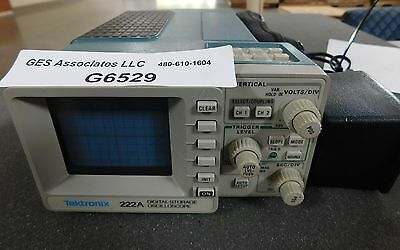 TEKTRONIX 222A Digital Storage Oscilloscope