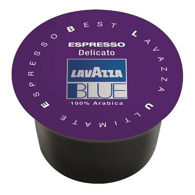 Lavazza Blue Delicato (Purple) Coffee Pods/Capsules
