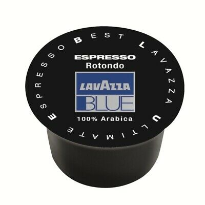 Lavazza Blue Rotondo (Black) Coffee Pods/Capsules